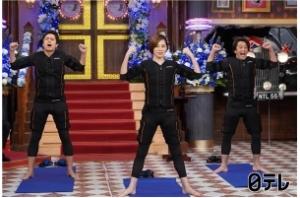 しゃべくり 米倉涼子 新筋肉体操 やり方