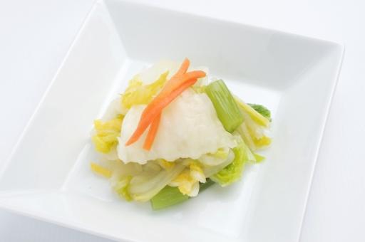ケンミンショー 岐阜 漬物ステーキ レシピ